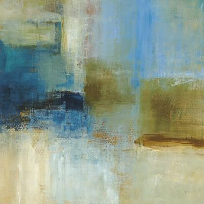 Blue Abstract-Simon Addyman-Art Print