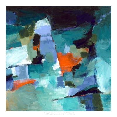 Blue Aerial II-Edie Fagan-Giclee Print
