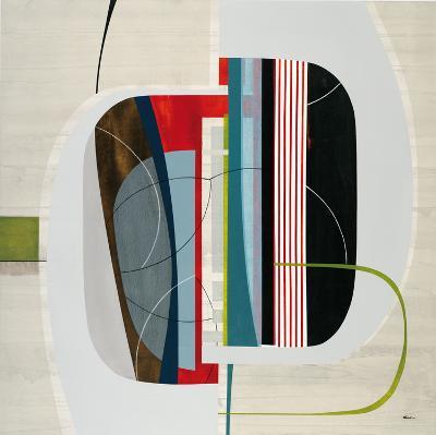 Blue Afternoon-Randy Hibberd-Art Print