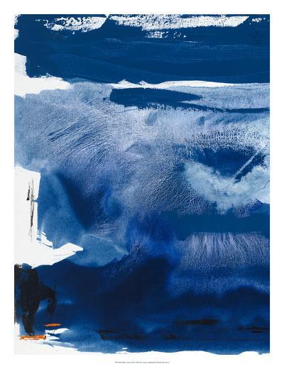 Blue Amore III-Sisa Jasper-Art Print