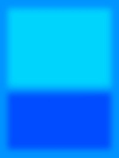 Blue and Aqua-Shelley Lake-Art Print