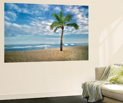 Blue and Green-Dennis Frates-Wall Mural