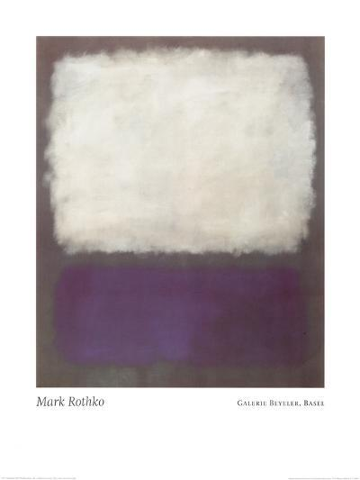 Blue and Grey, c.1962-Mark Rothko-Art Print