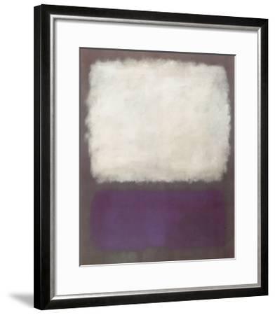 Blue and Grey, c.1962-Mark Rothko-Framed Art Print