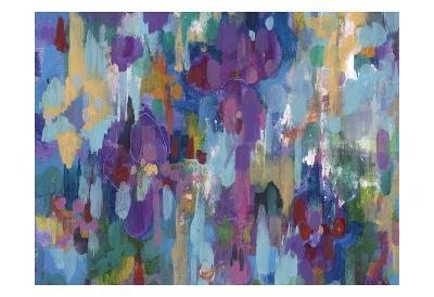 Blue Barrage-Smith Haynes-Art Print