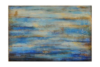 Blue Bay Jazz-Erin Ashley-Art Print