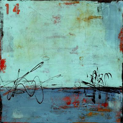 Blue Bay Marina II-Erin Ashley-Art Print