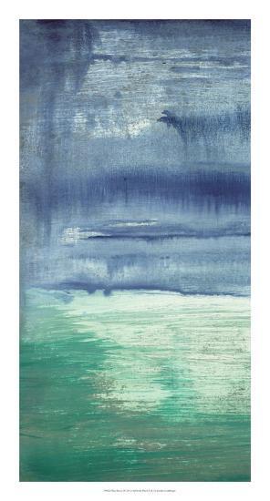 Blue Bayou I-Jennifer Goldberger-Giclee Print