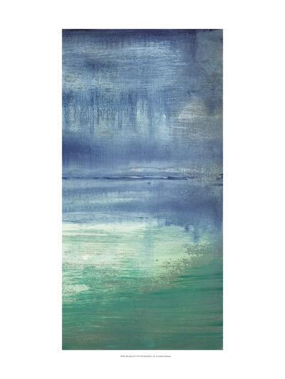 Blue Bayou II-Jennifer Goldberger-Art Print
