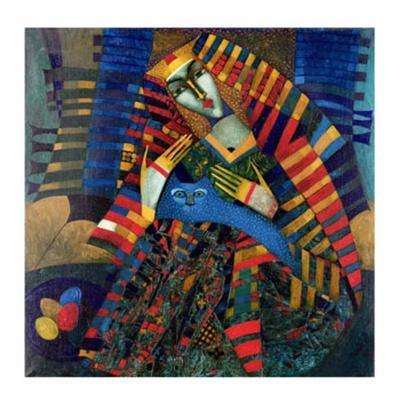 Blue Beauties-Peter Mitchev-Limited Edition