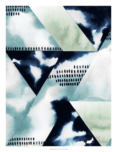 Blue Billow II-Grace Popp-Giclee Print