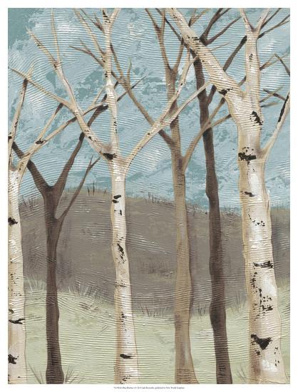 Blue Birches I-Jade Reynolds-Giclee Print
