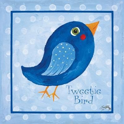 Blue Bird-Elizabeth Medley-Premium Giclee Print