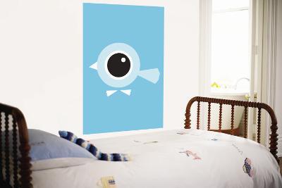 Blue Birds Eye-Avalisa-Wall Mural
