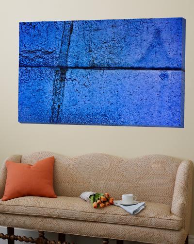Blue Boardwalk-Jean-Fran?ois Dupuis-Loft Art