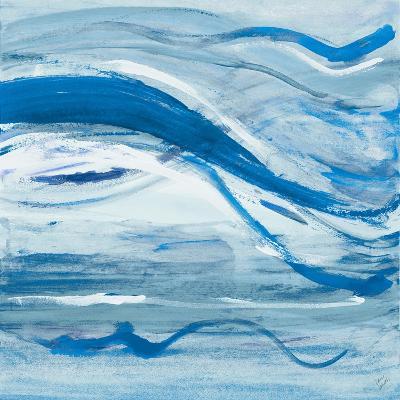 Blue Bossa Nova II-Lanie Loreth-Art Print