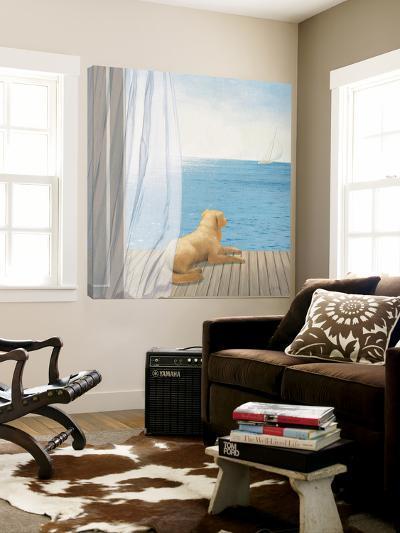 Blue Breeze II-James Wiens-Loft Art