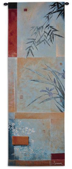 Blue Breeze-Don Li-Leger-Wall Tapestry