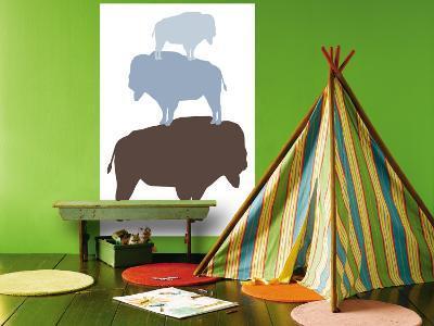 Blue Buffalo-Avalisa-Wall Mural