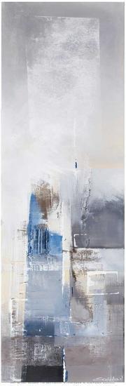 Blue Building-Elisa Godefroid-Art Print
