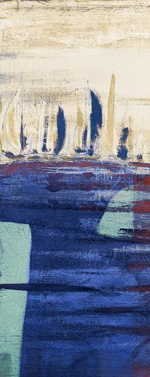 Blue Calm Waters II-Kingsley-Art Print
