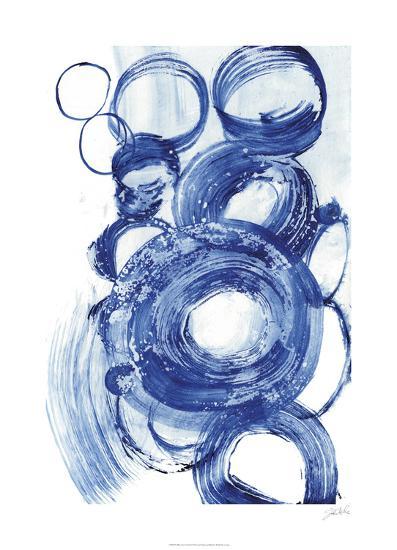 Blue Circle Study II-Jodi Fuchs-Limited Edition