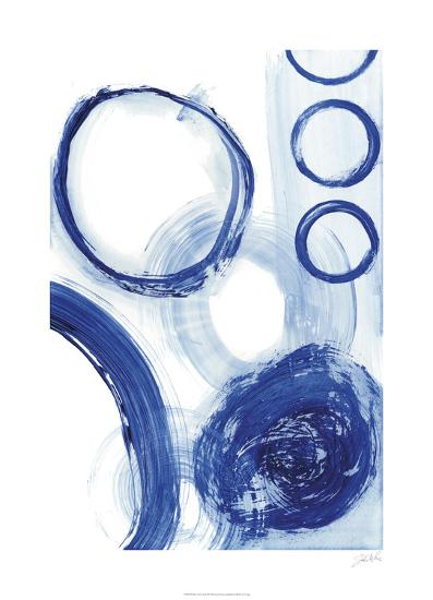 Blue Circle Study III-Jodi Fuchs-Limited Edition