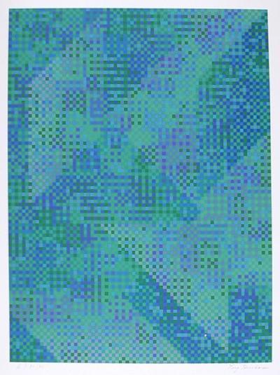 Blue City-Tony Bechara-Limited Edition