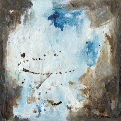 Blue Cliffs I-Joyce Combs-Art Print