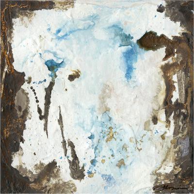 Blue Cliffs II-Joyce Combs-Art Print