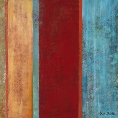 Blue Comes Thru II-Willie Green-Aldridge-Art Print