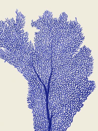 Blue Corals 2 e-Fab Funky-Art Print