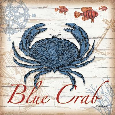 Blue Crab-Todd Williams-Art Print