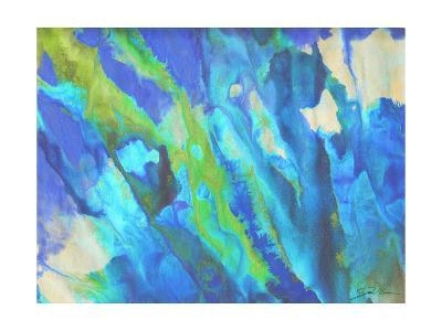 Blue Crush I-Jason Higby-Art Print
