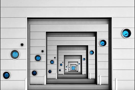 Blue Desire-Henk Van Maastricht-Photographic Print