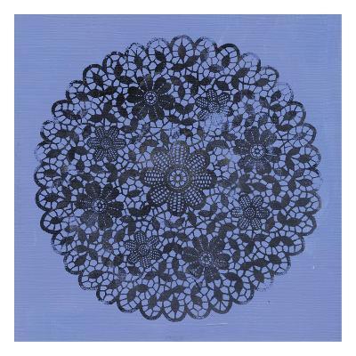 Blue Doily-Smith Haynes-Art Print