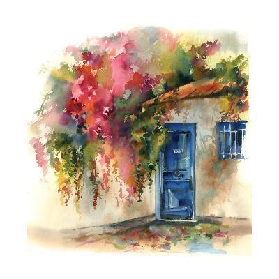 Blue Door-Sophia Rodionov-Art Print