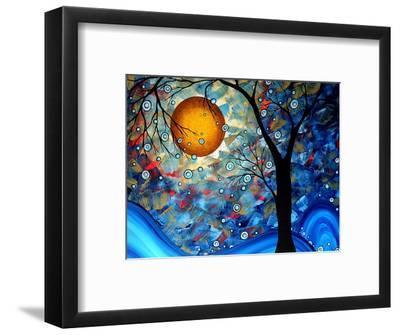 Blue Essence-Megan Aroon Duncanson-Framed Art Print