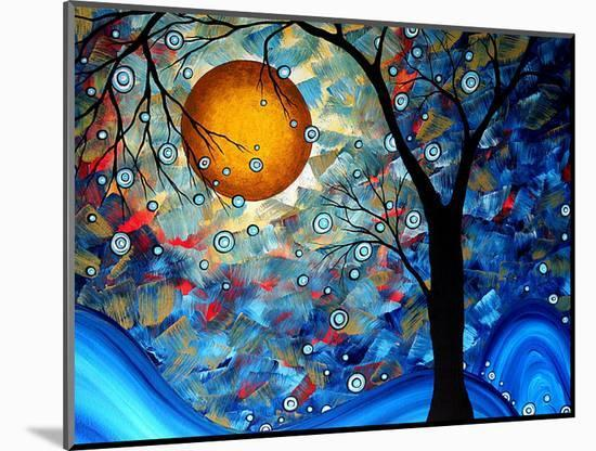 Blue Essence-Megan Aroon Duncanson-Mounted Art Print