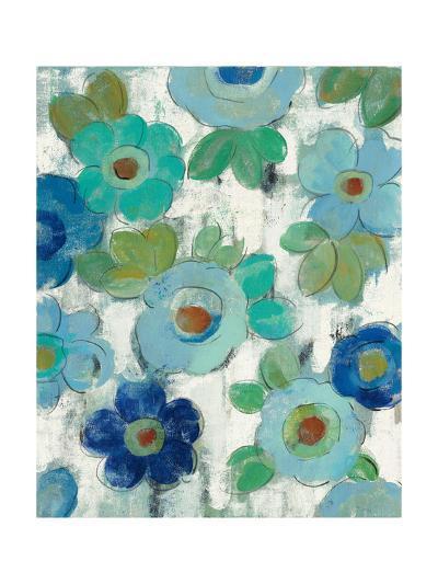 Blue Eyes III-Silvia Vassileva-Art Print