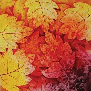 Autumn Hues I by Blue Fish