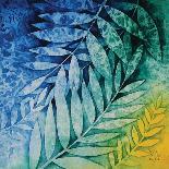 Angel A-Blue Fish-Art Print