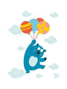 Ballooony Boo by Blue Fish