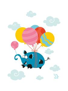 Ballooony Ellie by Blue Fish