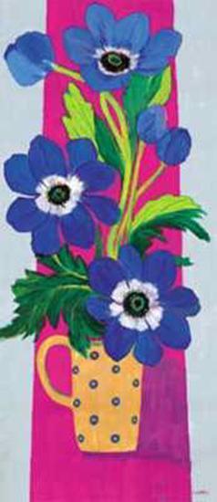 Blue Flower-I^ Matthaus-Art Print