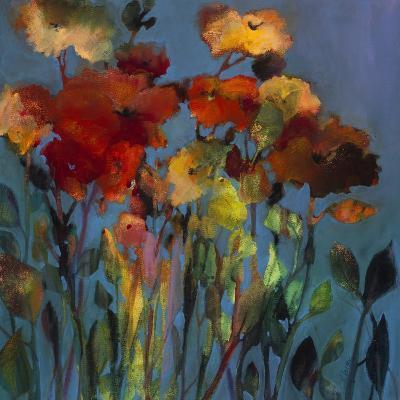 Blue Flower-Michelle Abrams-Premium Giclee Print