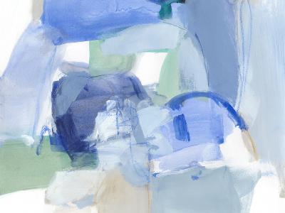 Blue Formation II-Christina Long-Premium Giclee Print