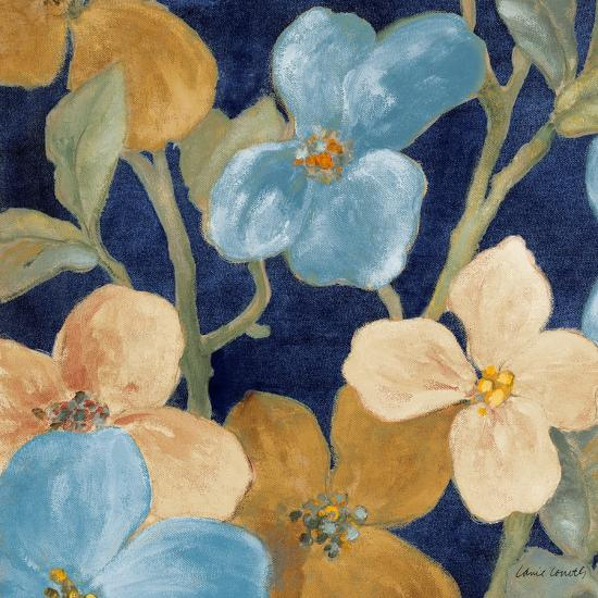 Blue Garden Party I-Lanie Loreth-Premium Giclee Print