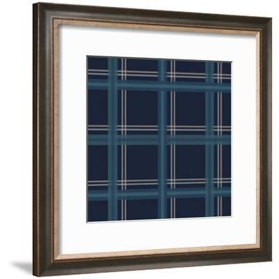 Blue Gold-Jennifer Nilsson-Framed Giclee Print