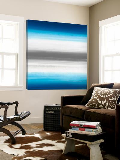 Blue Gradients-Jeff Iorillo-Loft Art